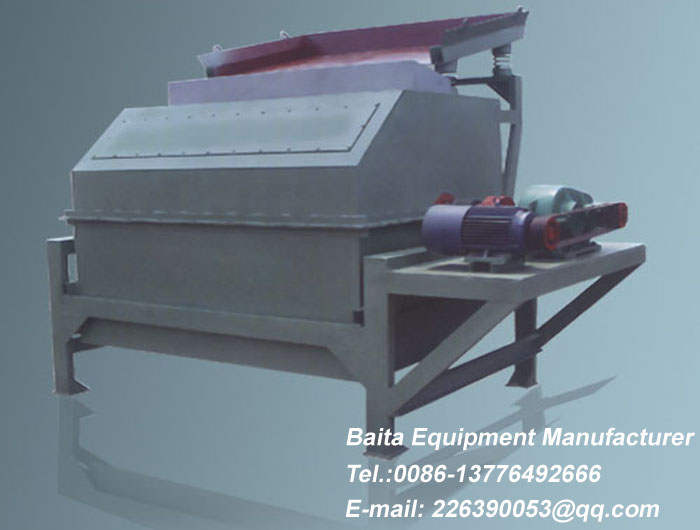 Permanent Magnet Enclosed? Dry Separator